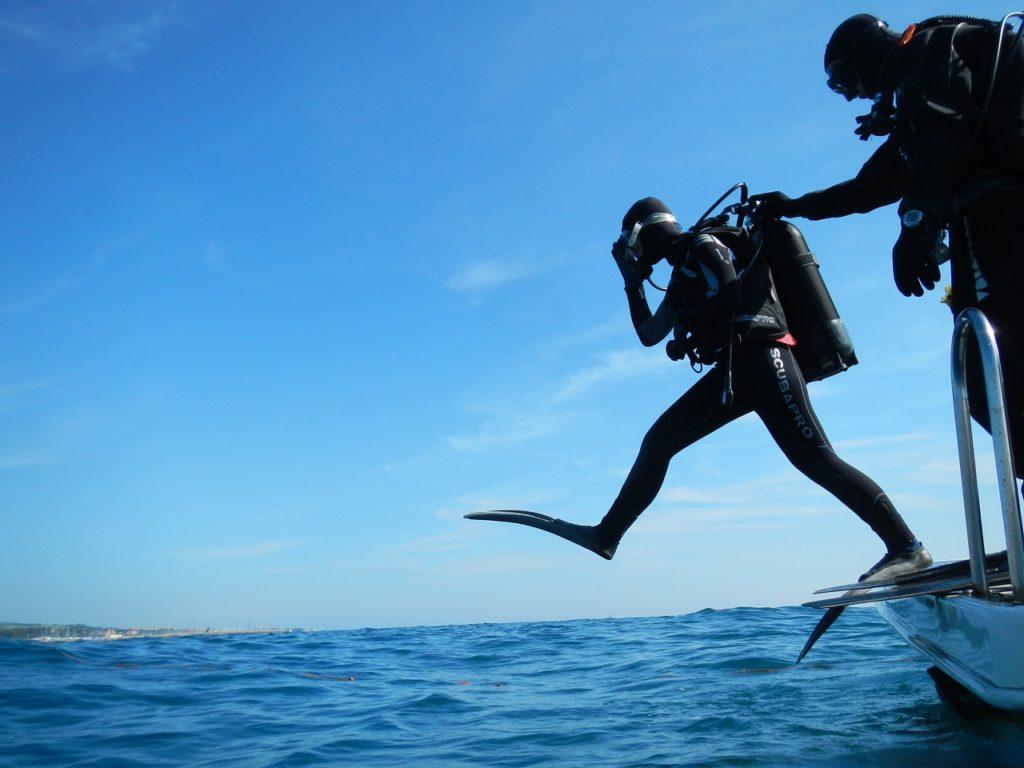 kurs nurkowania kraków