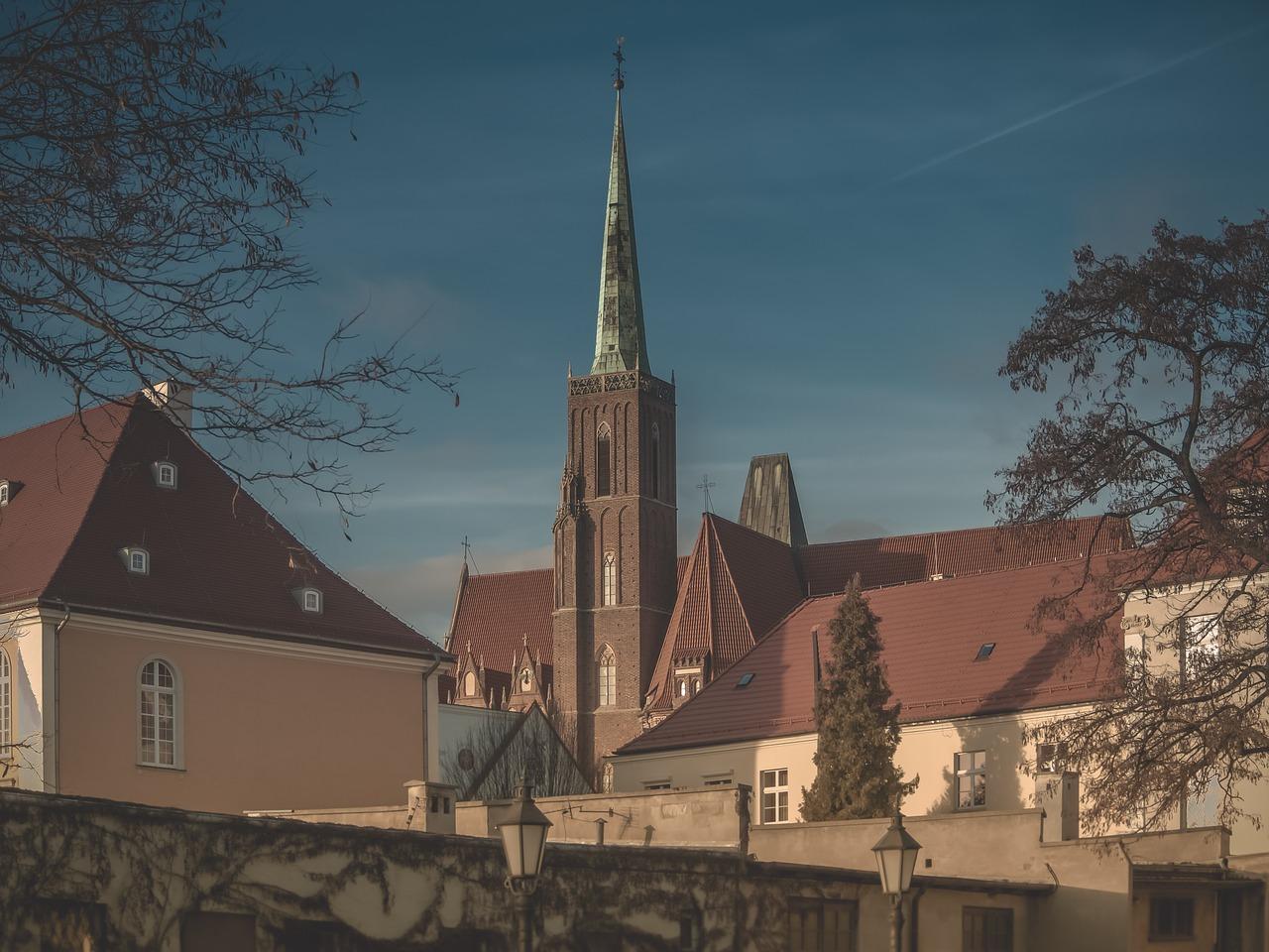 Katyedra we Wrocławiu